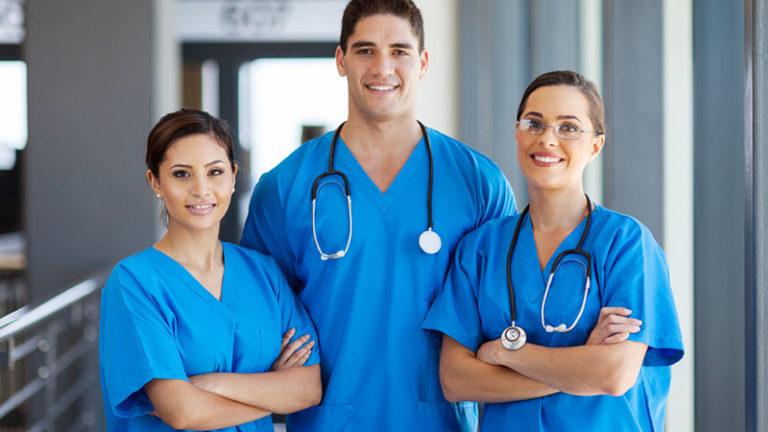 Get the best profession of nursing to help many people