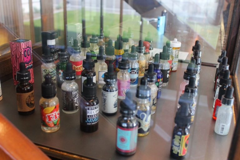 Why You May Want To Try Nicotine Salt Vape Juice