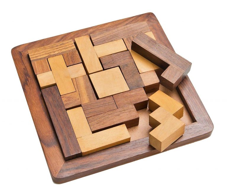 Adult Wooden Jigsaw Puzzles